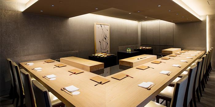高級寿司屋