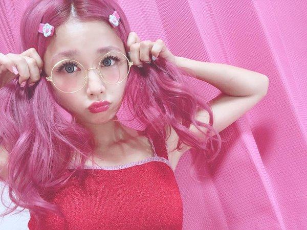 【ダウンタウンDX】ひかぷぅの髪色が可愛い!ピンクを選んだ理由は?