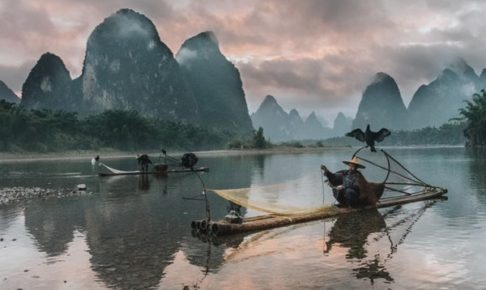 中国武漢の肺炎