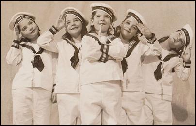 ディオンヌ家の五つ子姉妹
